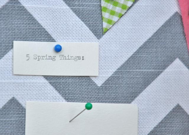 5.spring.things