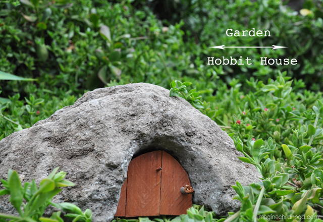 Garden Hobbit House Tutorial By Imagine Childhood