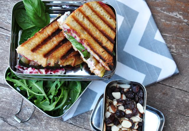 The Ultimate Summer Sandwich via Imagine Childhood