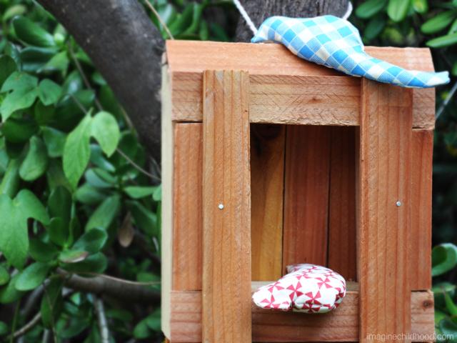DIY Ornithology Game via Imagine Childhood