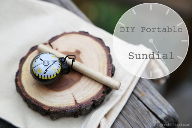 Portable.sundial