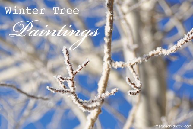 Winter.tree.painting