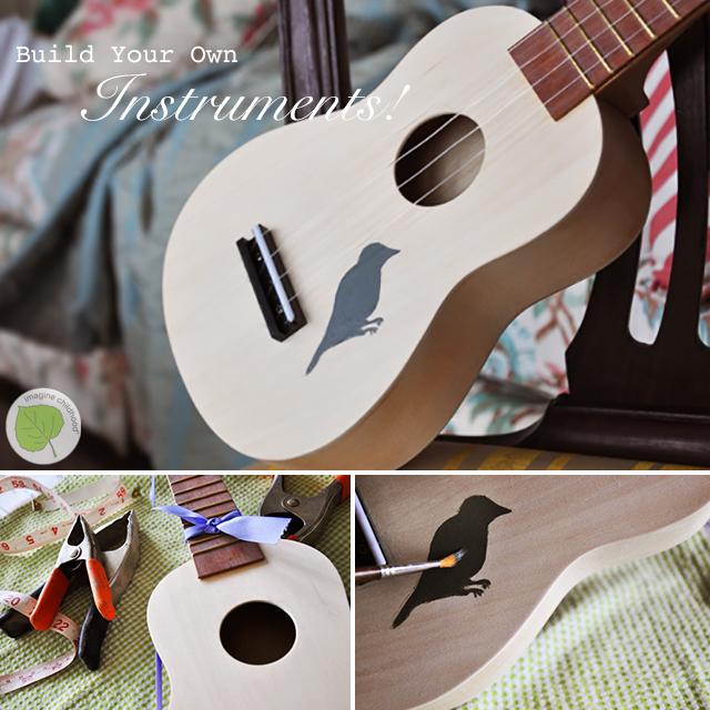 Diy.ukulele