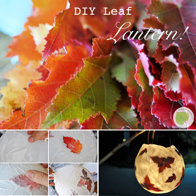 Leaf.lantern