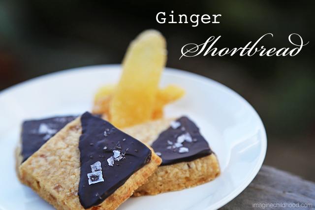Ginger.shortbread