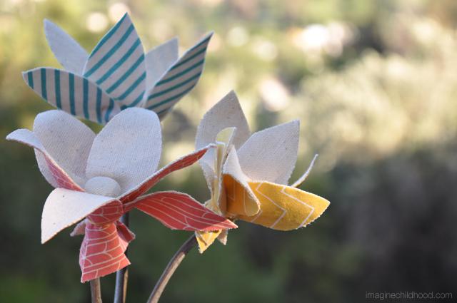 Fabric.flowers