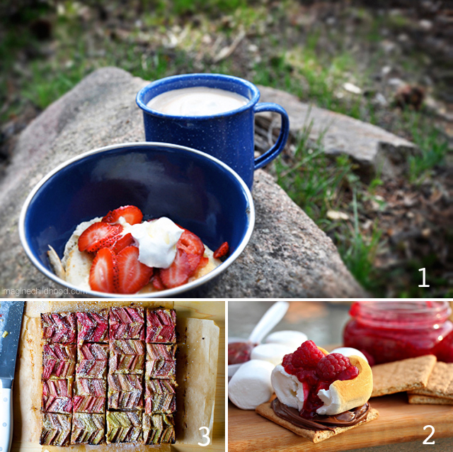 Two Easy Camping Recipes: Imagine Childhood : Magic & Memories