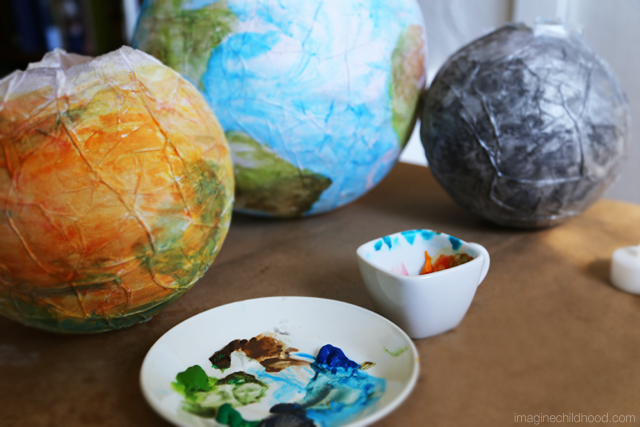 Planets Paint