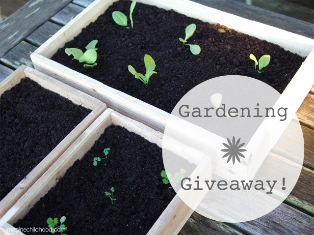 1. gardening